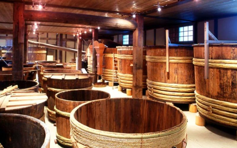 sansawon brewery