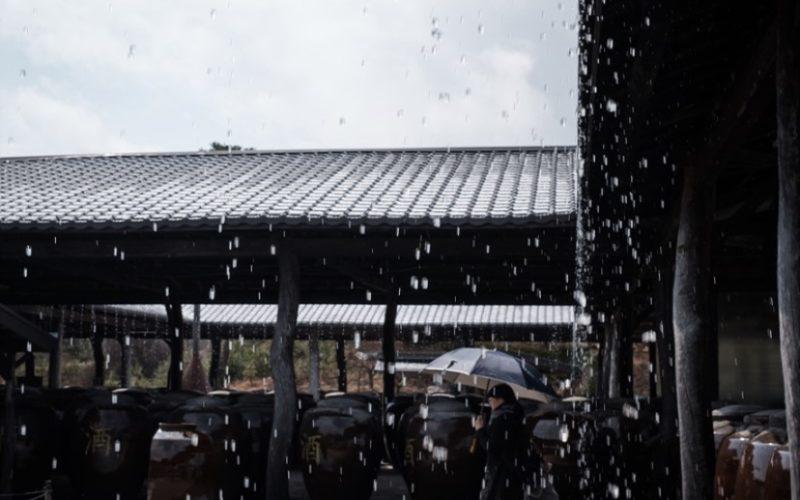 Pocheon sansawon brewery fermantation