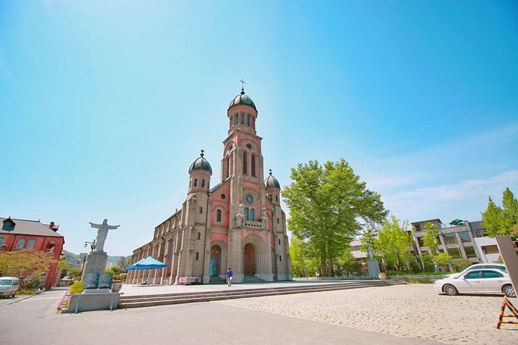 jeonju church
