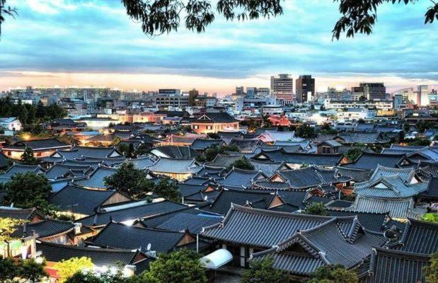 jeonju village overview