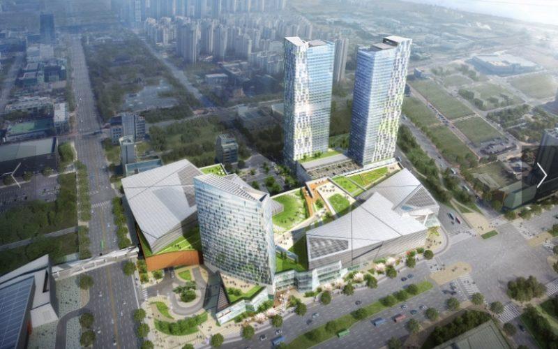 hyundai premium mall vast shot