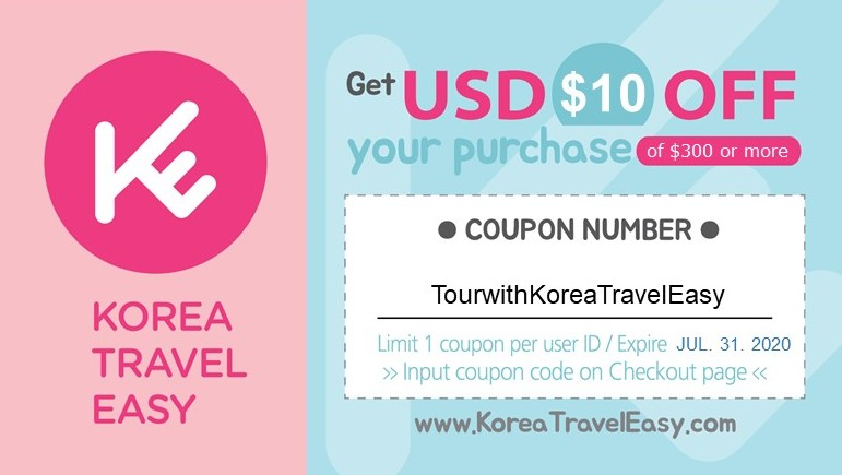 coupon koreatraveleasy sale