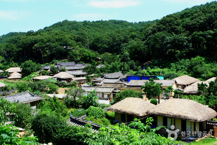 yangdong village overview