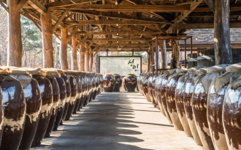 pocheon sansawon brewery