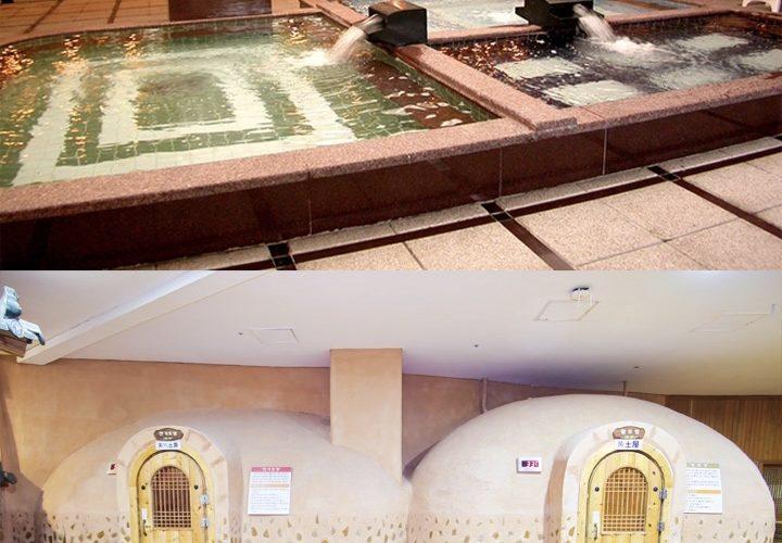 korean traditional bathhouse