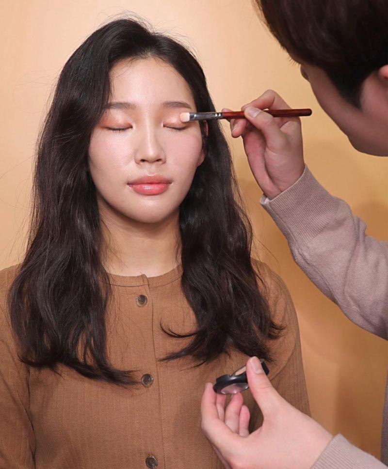 idol makeup
