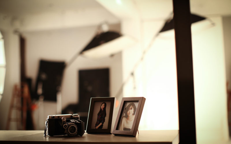 time one me studio camera