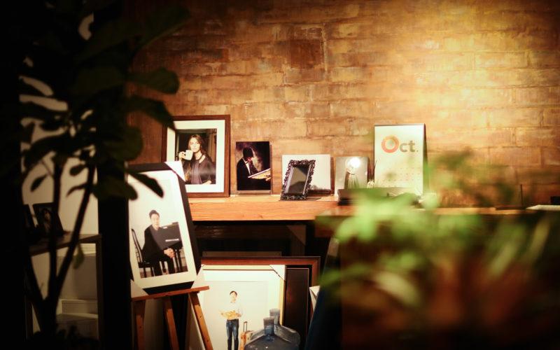 time one me studio interior