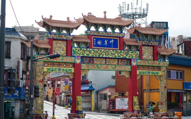 incheon china town1