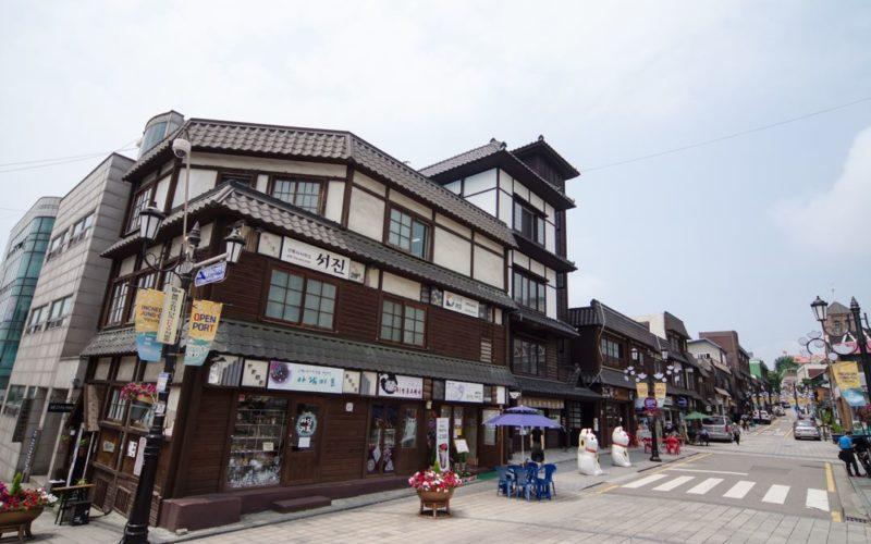 Incheon Open Port 1