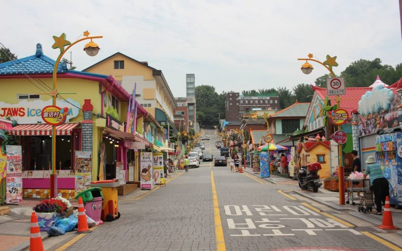 songwol donghwa village2