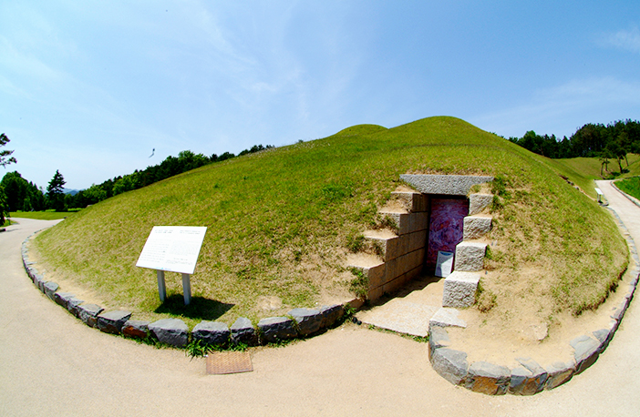 Songsanri tombs5