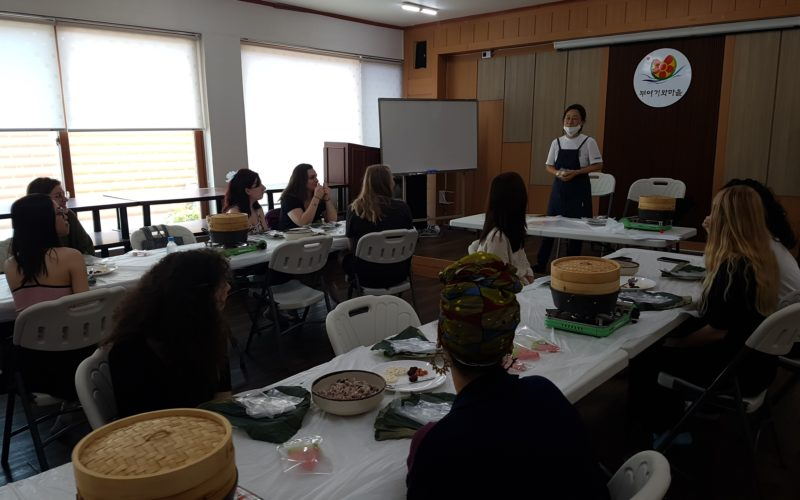 Buyeo cooking class3