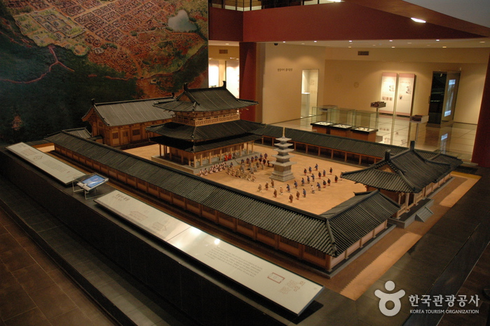 Jeongnimsaji museum3