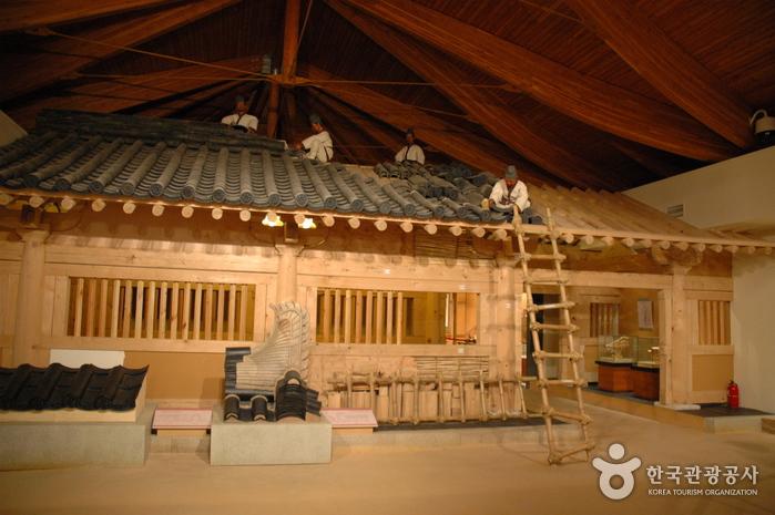 Jeongnimsaji museum4