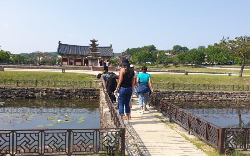 Jeongnimsaji Temple Site1