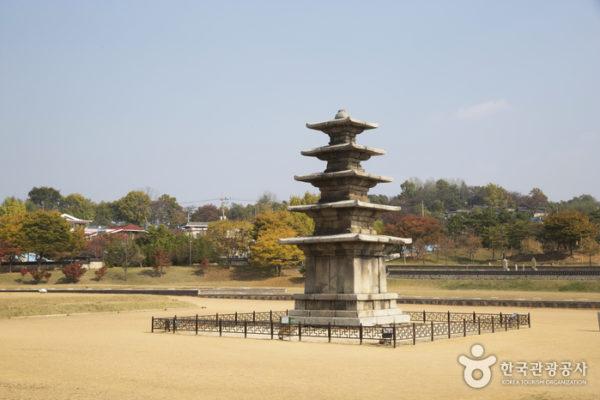 Jeongnimsaji Temple Site2