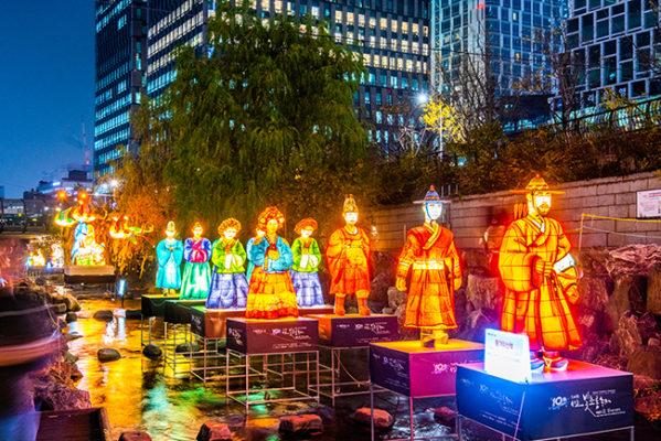 Seoul lantern festival1
