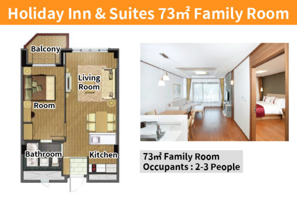holiday-in room info