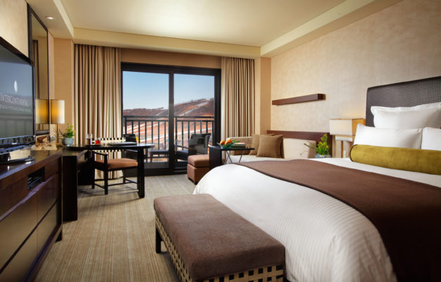 IC intercontinental Double room