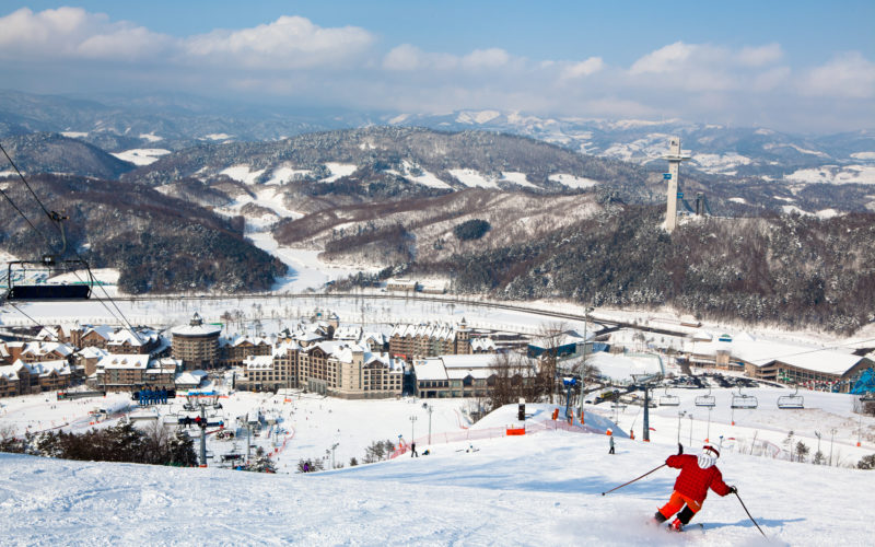 alpensia ski resort package