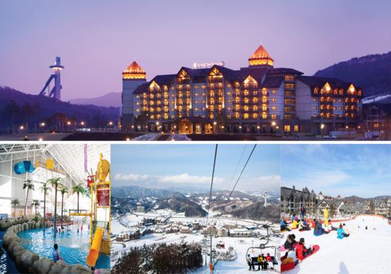 alpensia ski resort accommodation package