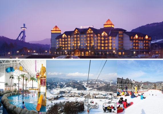 alpensia ski resort accommodation package