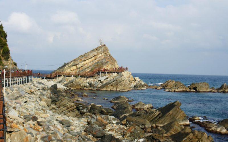 Jeongdong-Simgok-Sea-Puchae-Road