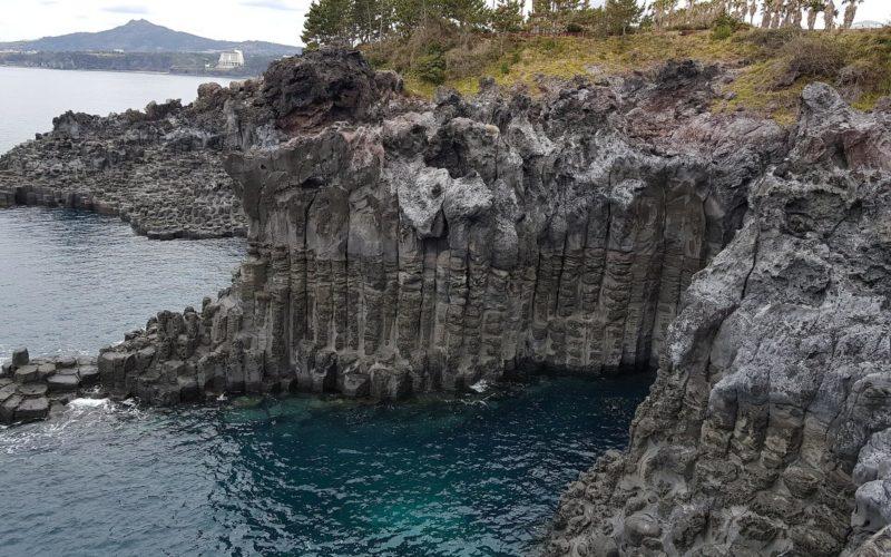 Daepo-Jusangjeolli-Cliff