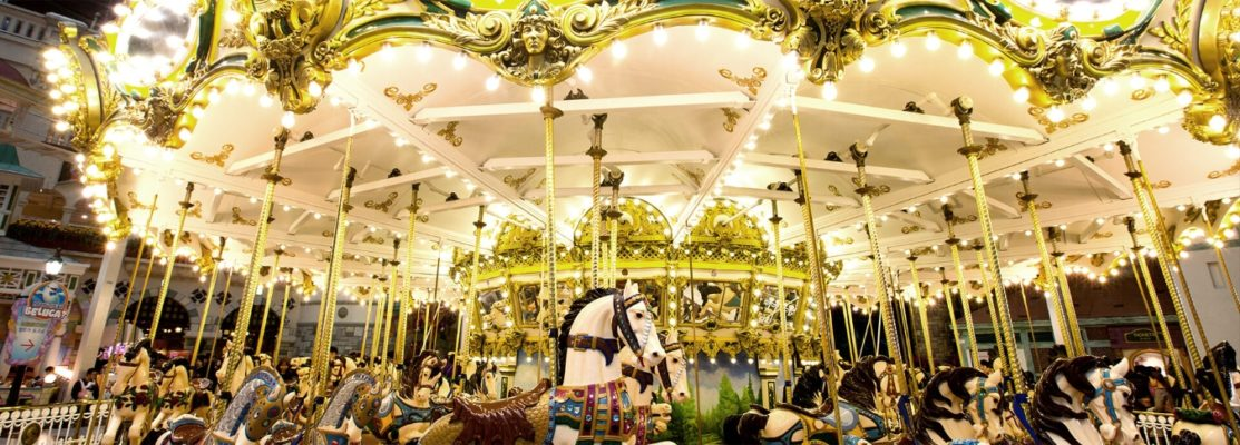 Camelot Carousel