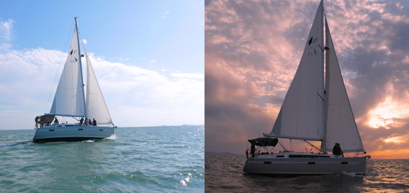 Incheon-yacht day and afternoon tour