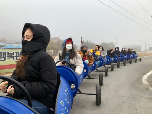 Tin Carriage Experience
