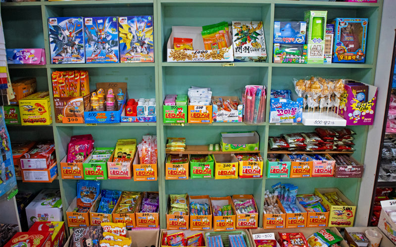 Gwaneum Middle School_candy shop2