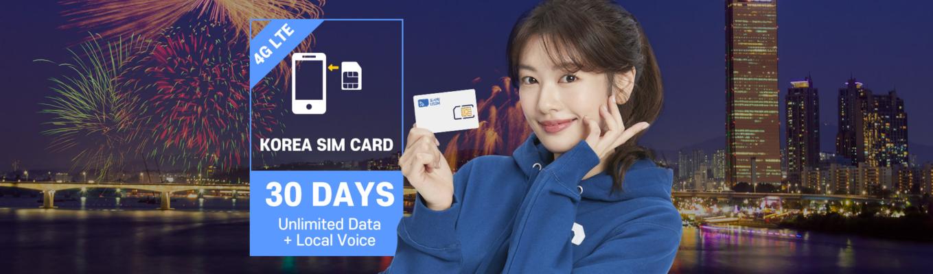 Prepaid SIM 4GB/LTE