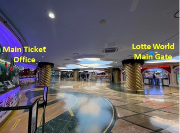 Lotte World how to go