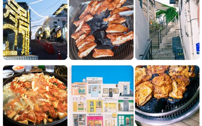 Yuklim Street & Myeongdong Street