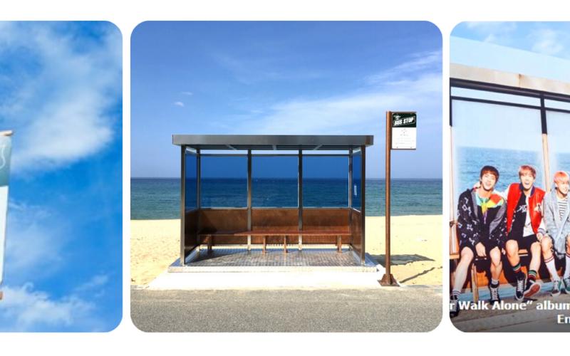 BTS Bus Stop