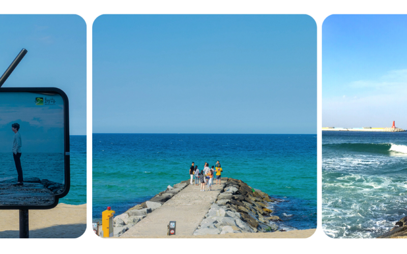 Goblin Beach Yeongjin Beach