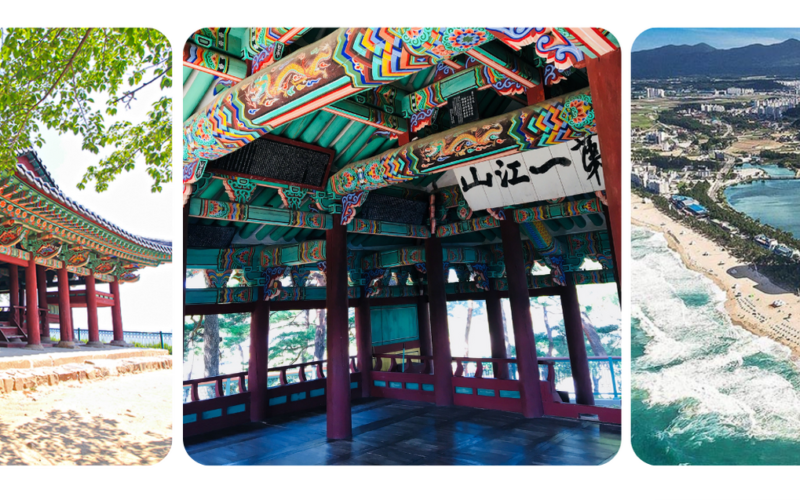 Gyeongpo Pavilion Gangneung