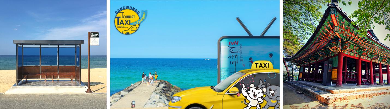 Gangwon Taxi Tour in Gangneung