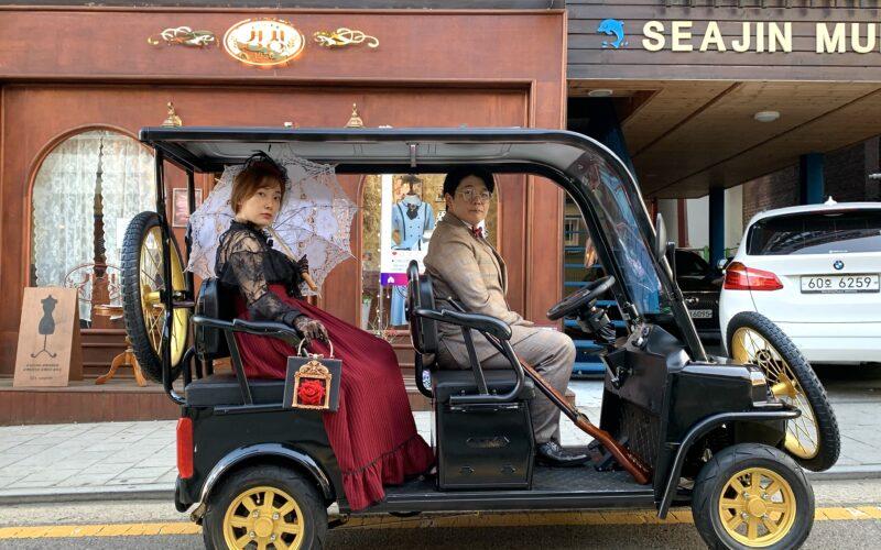 Inchen eletric car tour 1