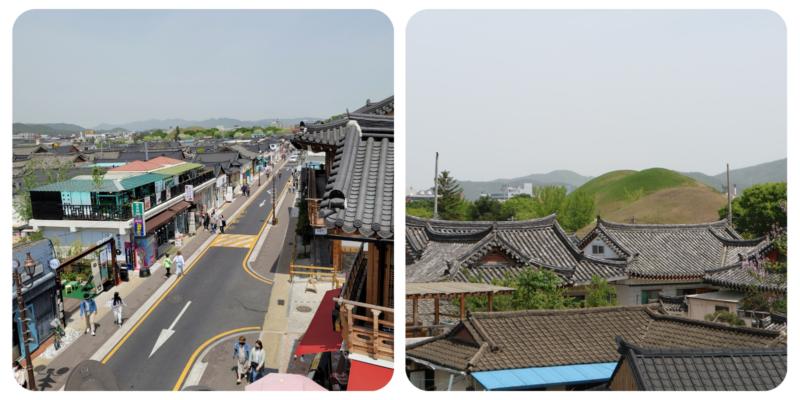 Gyeongju Hwangarian-gil